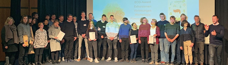 Die Gewinner des ECO-Award 2018