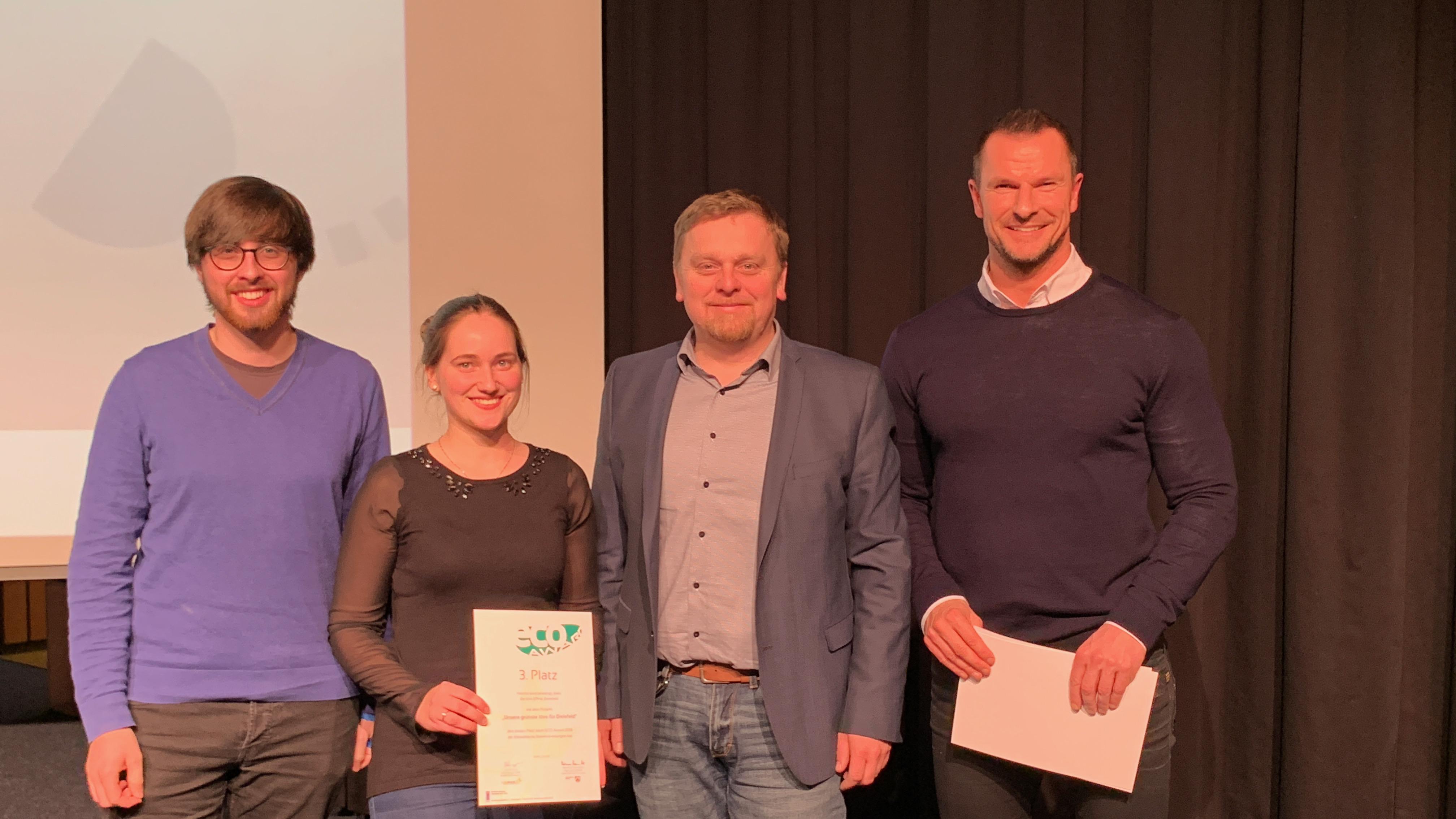 FH Bielefeld Projekt Klima Kids