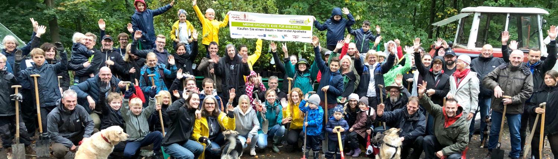 Die KlimaWoche Bielefeld ist eine Gemeinschaft