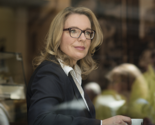 Prof. Dr. Claudia Kemfert, Energieökonomin